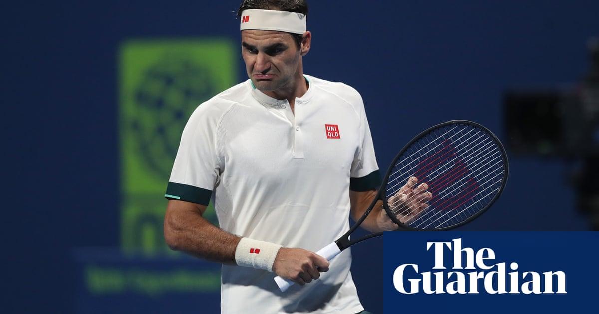 Roger Federer's comeback at Qatar Open ended by Nikoloz Basilashvili