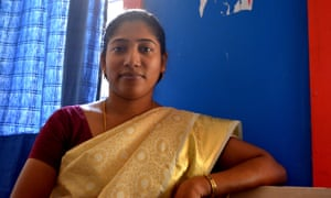 B Ashifa, a family planning programme officer