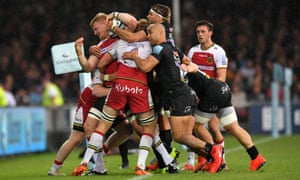 Northampton were beaten 40-21 by Exeter, their semi-final opponents, last weekend.