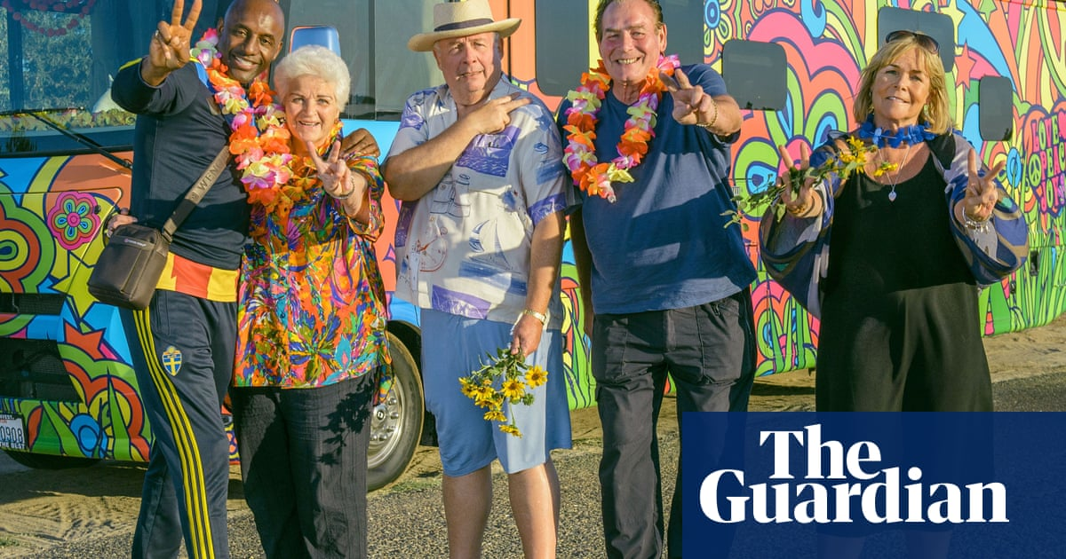 d305ef5ee73b3 Gone to Pot  American Road Trip review – weed-smoking celebs makes for the  year s funniest TV