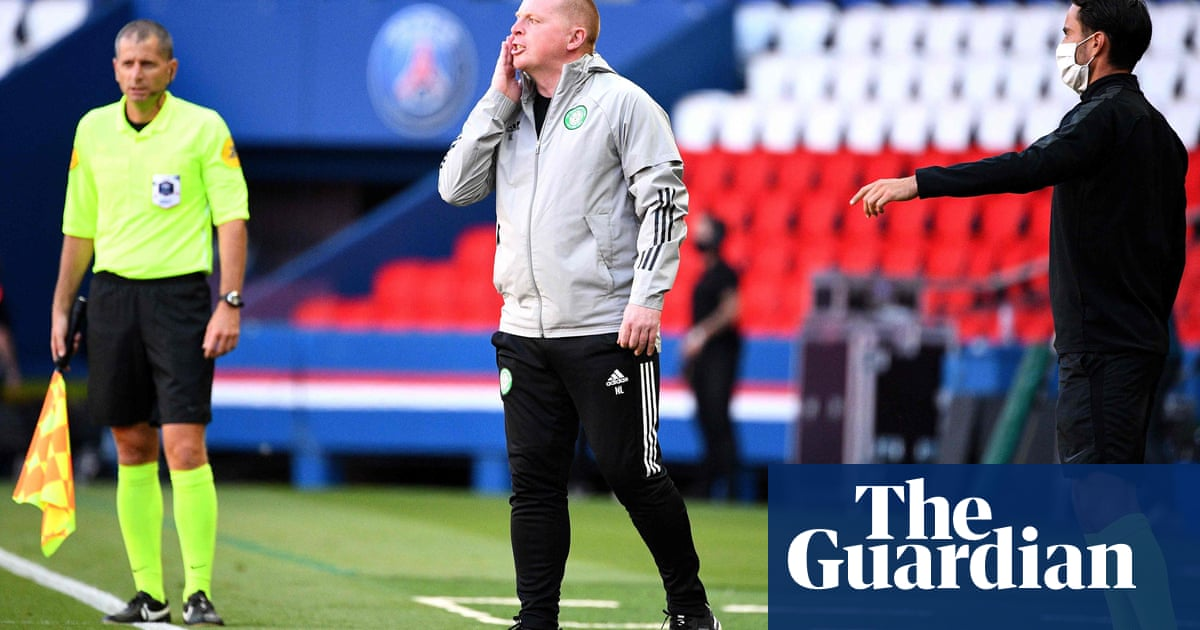 Ill block it out: Neil Lennon plays down talk of 10 titles in a row for Celtic