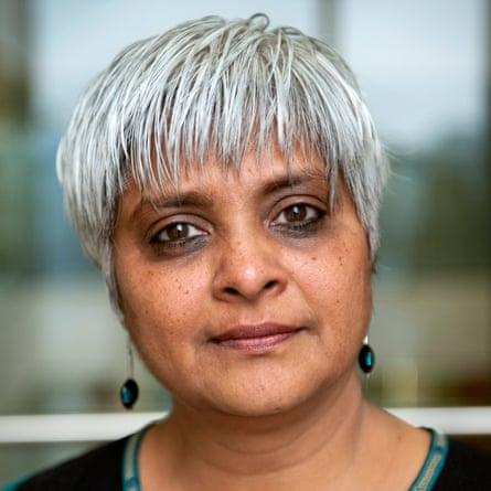 Pragna Patel, director of Southall Black Sisters.
