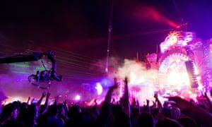 """""""Sunburn Festival"""""""