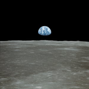 William Anders, Earthrise, 1968