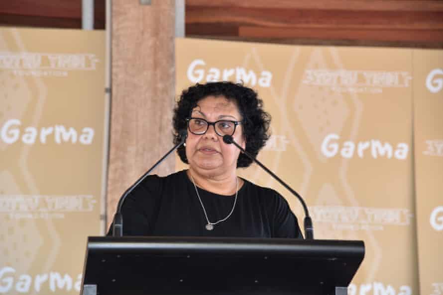 Social justice commissioner June Oscar