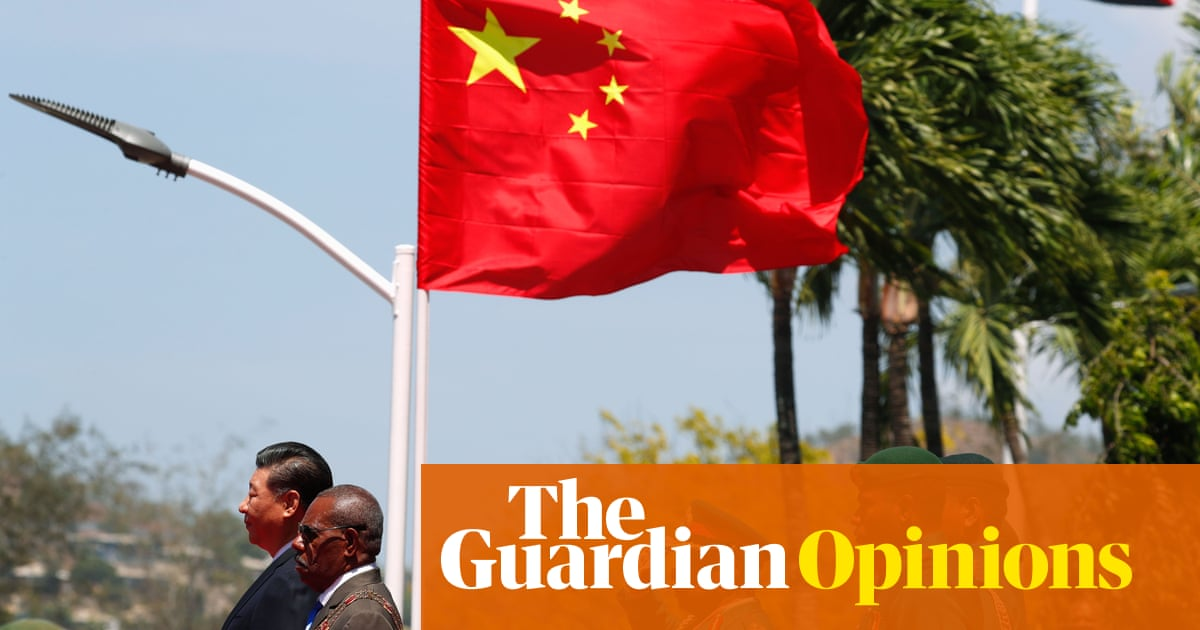 Australia must prepare for a Chinese military base in the Pacific   Hugh White