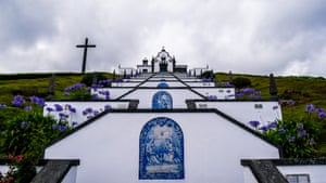 By Alex Forbes. The Our Lady of Peace chapel on the beautiful island of São Miguel, Azores. So many amazing buildings and churches on the island but this has to be one of the most impressive.