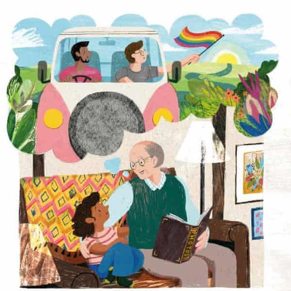 Grandad's Camper by Harry Woodgate