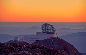 The LSST has been described as the 'biggest, fastest, meanest survey telescope'.