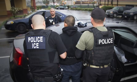 Undocumented immigrants have become increasingly wary of reporting crimes since Donald Trump signed an executive order prioritising undocumented immigrants for deportation.