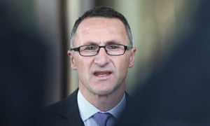 Greens leader Richard Di Natalie on the ritual known as senate doors this morning in Parliament House Canberra, Wedmesday 9th September 2015.