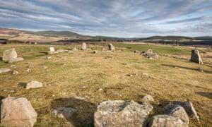 Tomnaverie recumbent stone circle