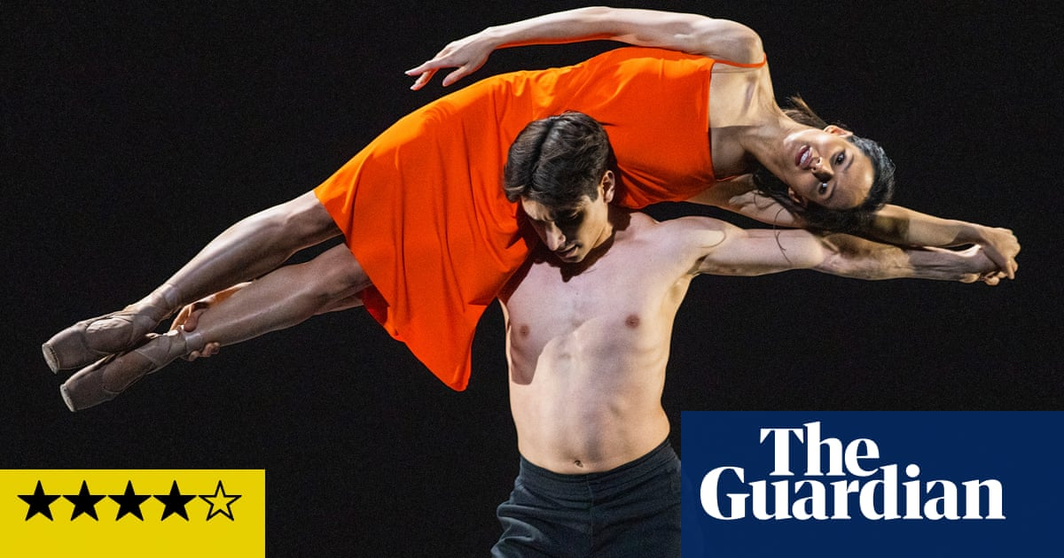 Royal Ballet: Beauty Mixed Programme review – rose petals and a lust for water