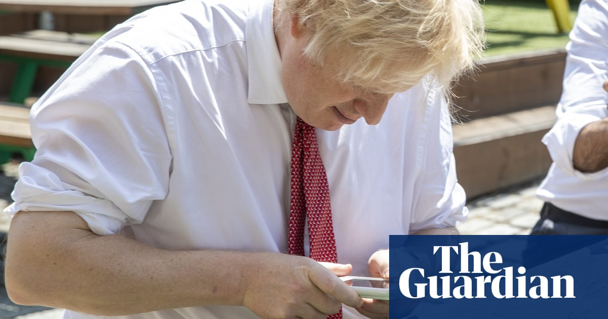 Boris Johnson's phone number 'listed online for last 15 years'