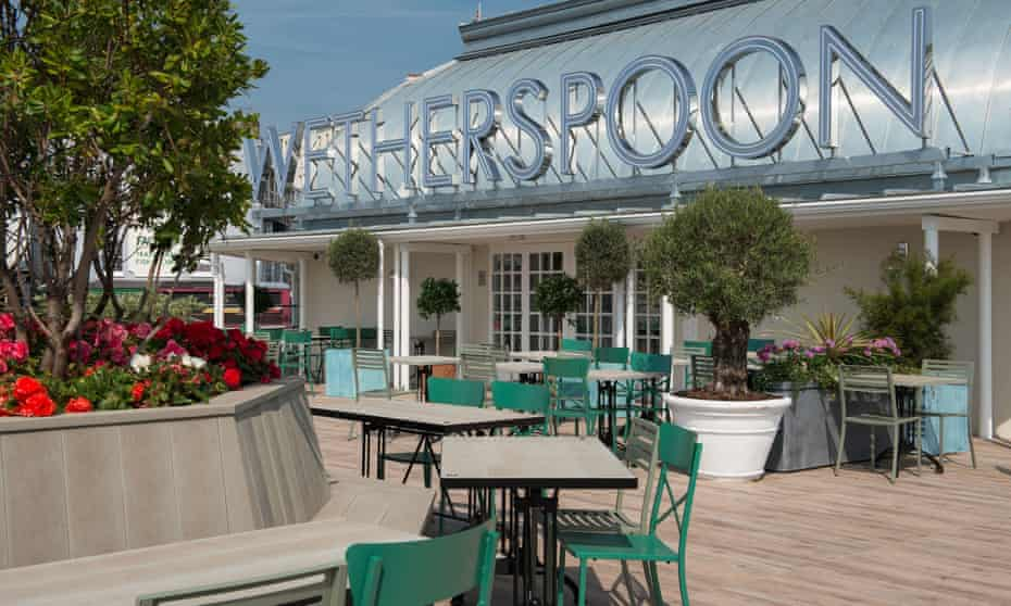 Wetherspoon's Royal Victoria Pavilion in Ramsgate