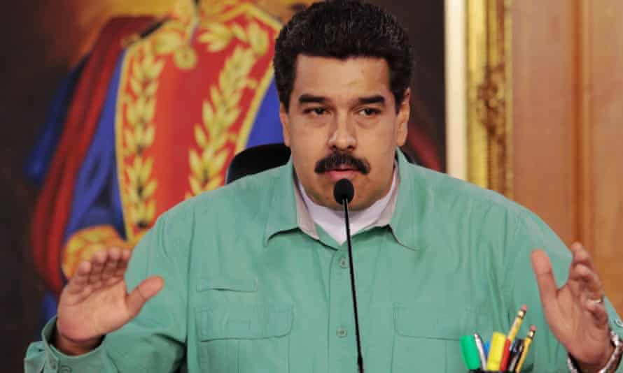 Nicolás Maduro has called the new assembly a 'bourgeois parliament'.