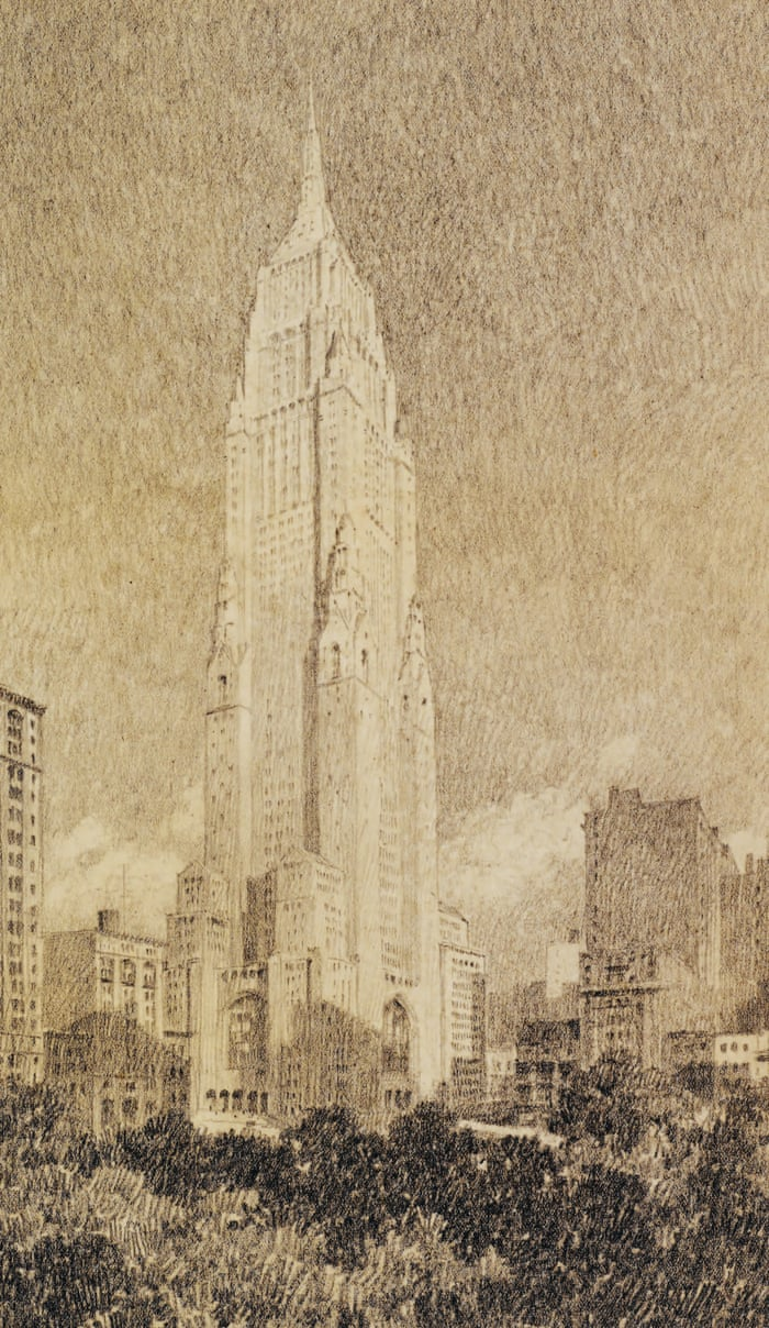 Never built New York: the city that might have been – in pictures ...