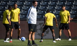 Young Boys' coach Gerardo Seoane replaced Adi Hütter in May after the club won its first league title since 1986.