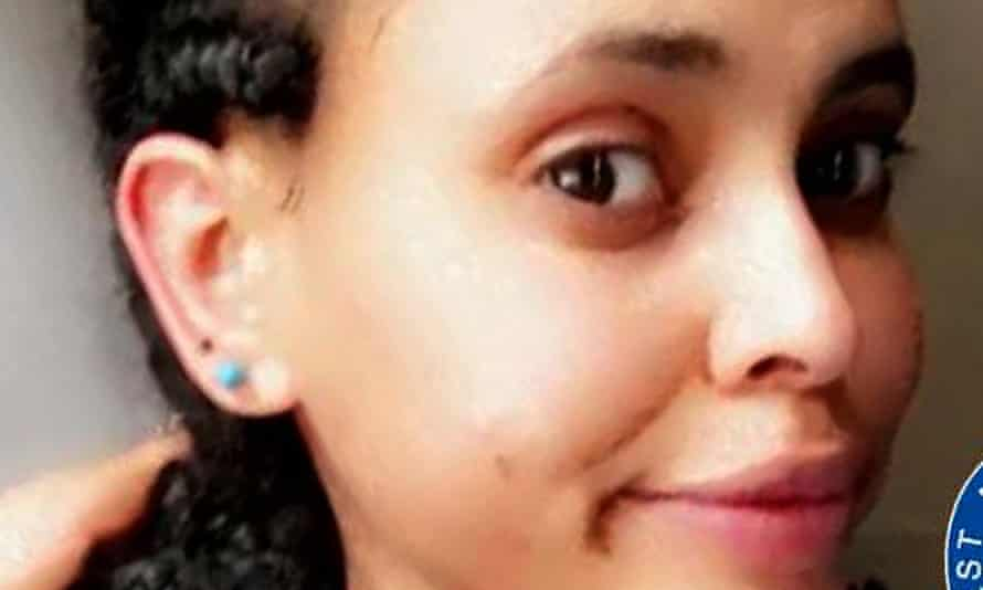 Brahane Yordanos, from Eritrea in northeast Africa, was found fatally stabbed at her home in Birmingham.