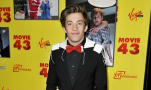 Jimmy Bennett at a Los Angeles film premiere in 2013.