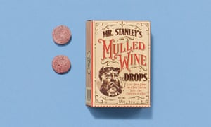 Mr Stanley's mulled wine drops