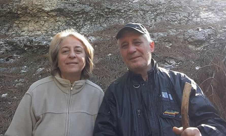 Ali and Aysin Büyüknohutçu