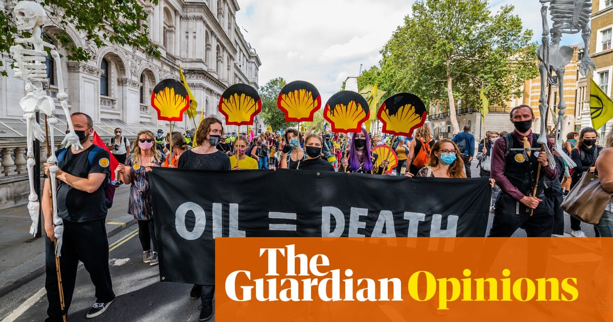 Why is life on Earth still taking second place to fossil fuel companies?