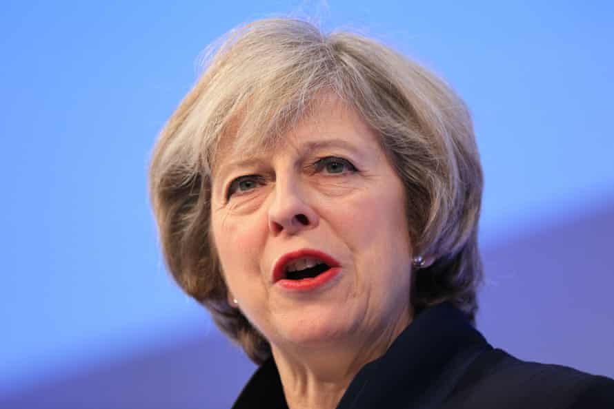 In 2016, Theresa May declared: 'If you believe you are a citizen of the world, you are a citizen of nowhere.'