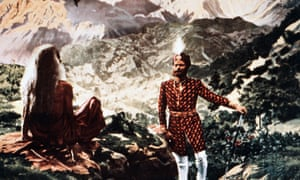 Powell and Pressburger's Black Narcissus