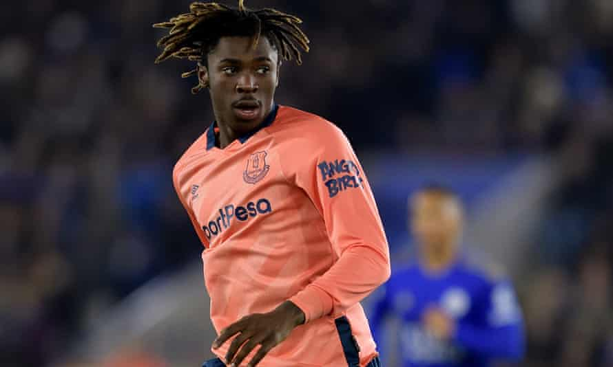 Moise Kean brought a brief spark to proceedings.