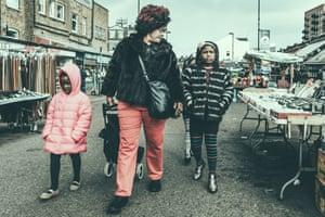 A street scene in Ridley Road