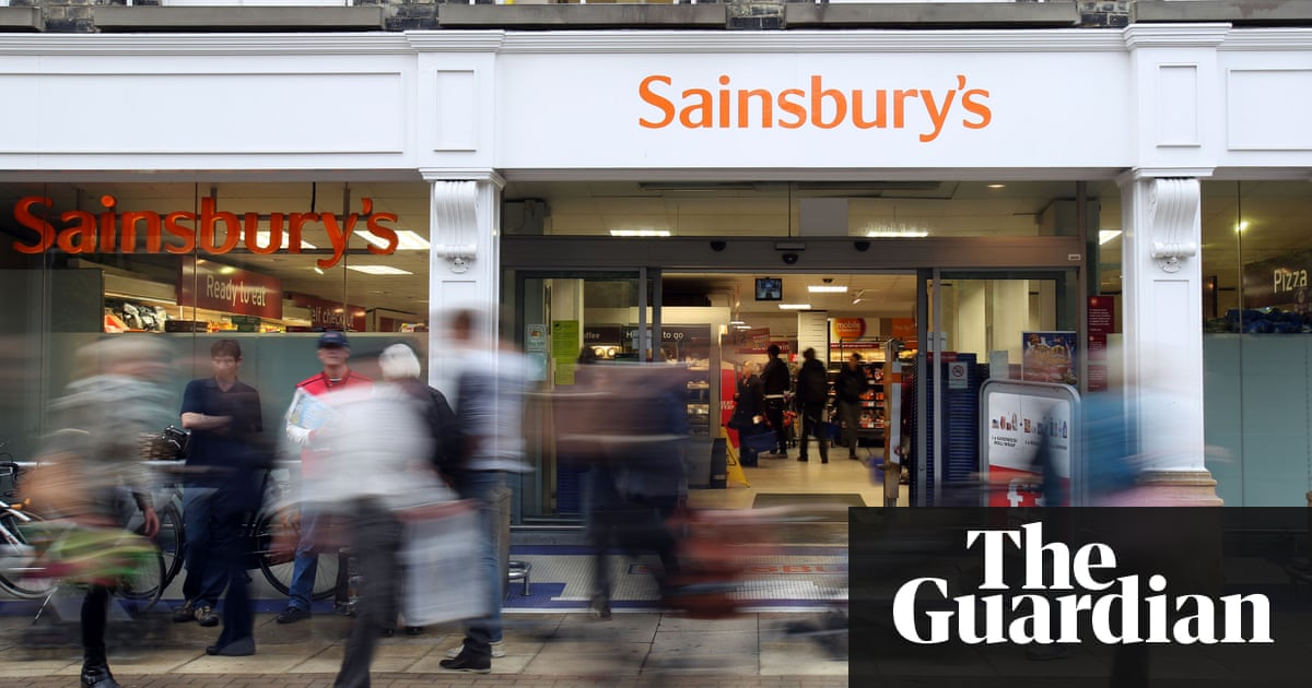 sainsbury s to axe thousands of store management roles business