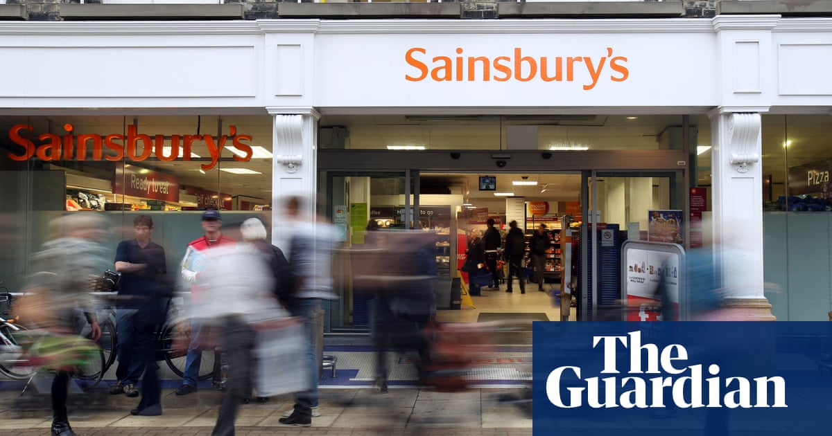 Sainsburys To Axe Thousands Of Store Management Roles Business