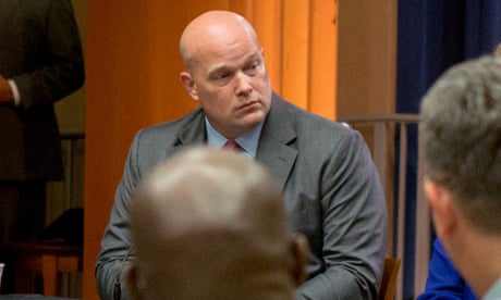 Trump's acting attorney general involved in firm that scammed veterans out of life savings