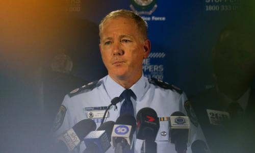 Nsw Police Told 15 Year Old To Lift Your Balls Up In Strip
