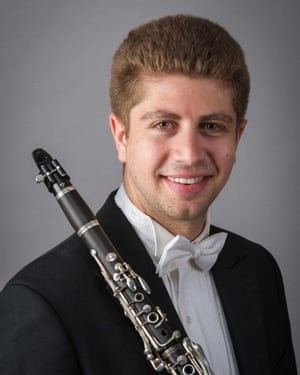Eric Abramovitz was a promising clarinet player when he received a surprise rejection.