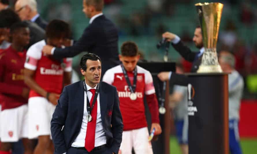 Unai Emery, Europa League final
