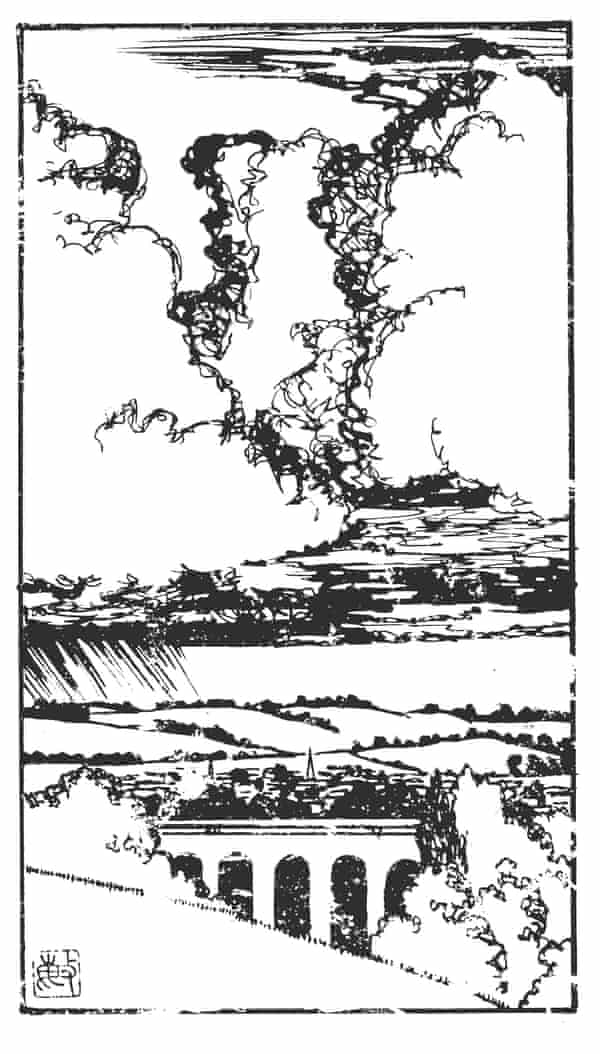 Illustration from Rain