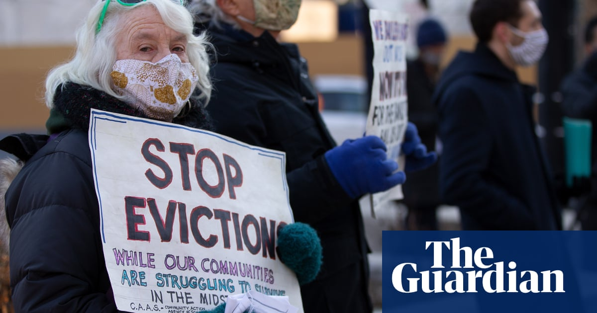 US states brace for 'avalanche' of evictions as federal moratorium ends