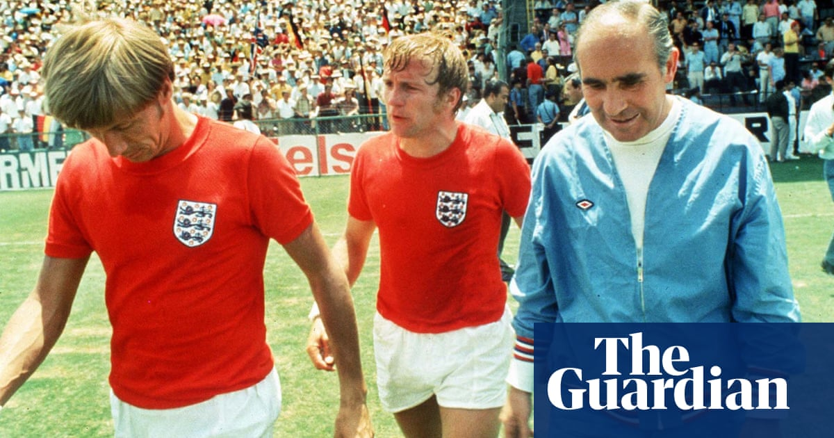 799272ea6 World Cup stunning moments  Gordon Banks is stricken