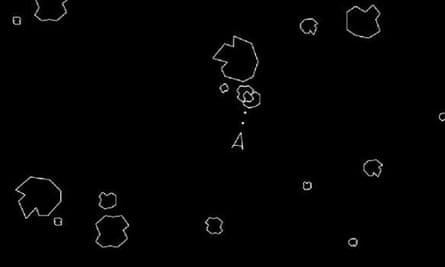 Gravity, thrust and inertia ... Asteroids.