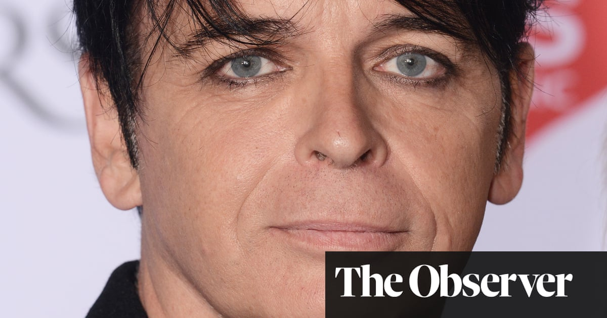 Sunday with Gary Numan: 'I don't listen to music at all'