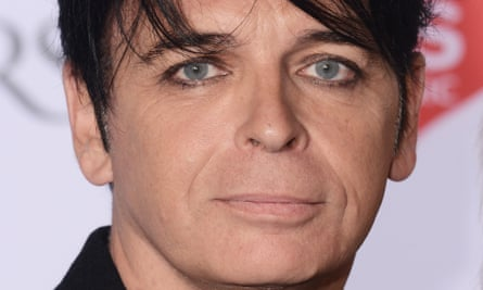 'I came to California when I was 54 and just carried on being English': Gary Numan.