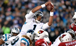 Cam Newton produced two brilliant play-off performances back-to-back. He's the Talkboard MVP.