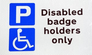 Image result for Changes To the Blue Badge Scheme