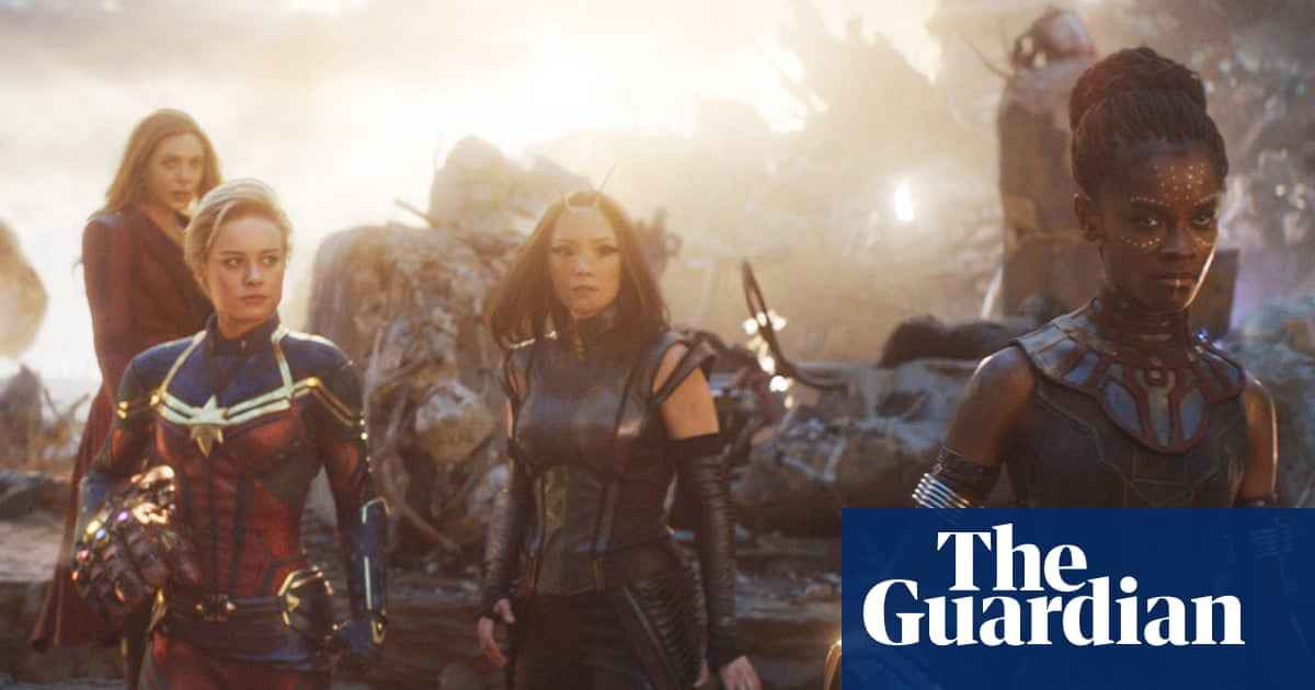 Scarlett Johansson and a decade of gender politics in the Marvel universe