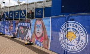 Leicester's King Power Stadium is due to host a Premier League game against Crystal Palace on Saturday.