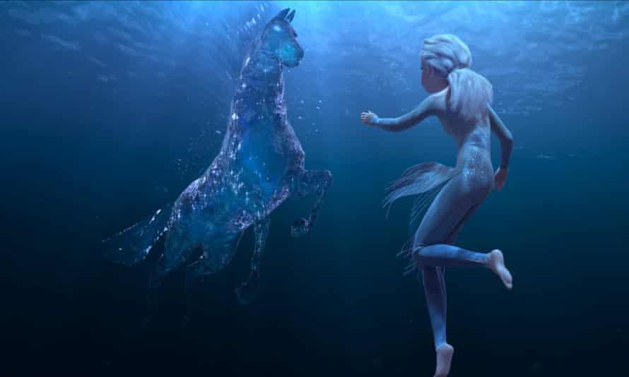 That sinking feeling … Frozen II.