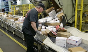 The Trump administration is threatening to pull the United States out of the 150-year-old Universal Postal Union.