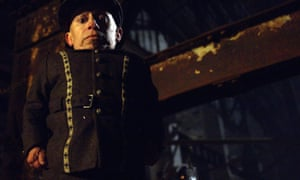 Verne Troyer in The Imaginarium of Doctor Parnassus, 2009.